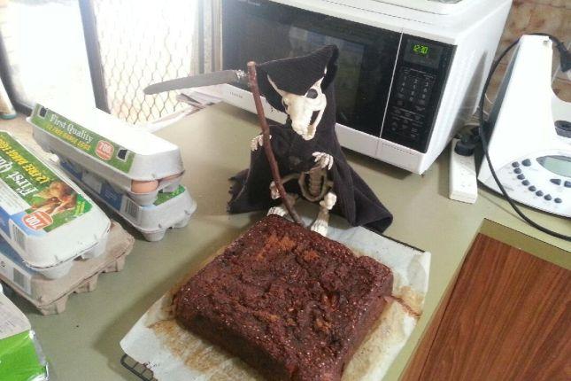 cake and DOR